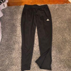Dark gray joggers